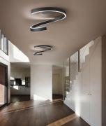 LED-Deckenleuchte SPIRA 60cm