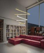 LED-Pendelleuchte SPIRA 110cm