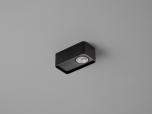 LED-Deckenstrahler CAS schwarz