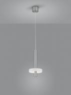 LED-Pendelleuchte KEA Nickel