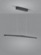 LED-Pendelleuchte MÖWE D2W schwarz