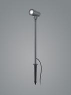 LED-Erdspießleuchte MATCH 60cm graphit