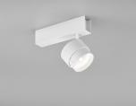 LED-Deckenspot PONT weiß