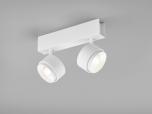 LED-2er-Deckenspot PONT weiß