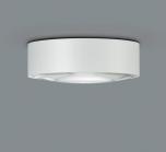 LED-Deckenaußenleuchte POSH weiß