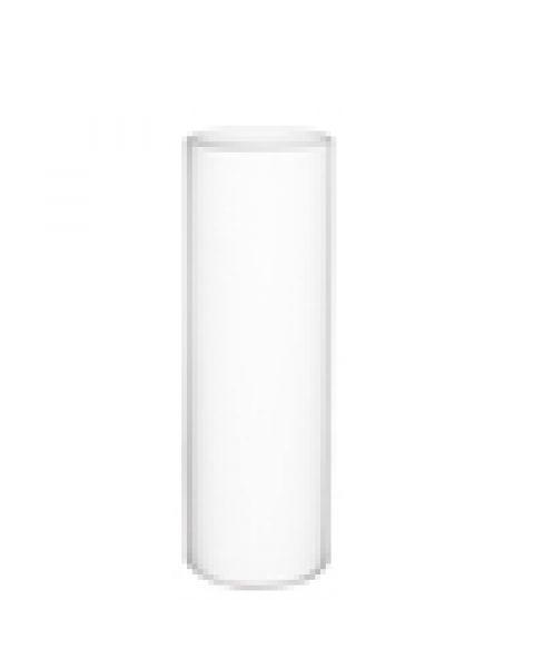 Tischleuchte Flake Weiß matt 40 cm