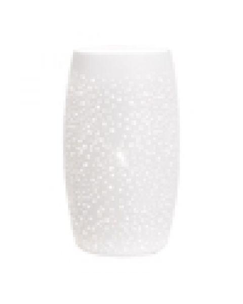 Tischleuchte Colby Weiß
