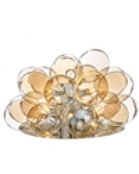 LED-Tischleuchte Gross Amber 32 cm