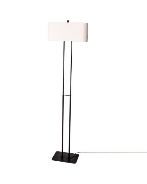 Stehleuchte Luton 150 cm Weiß