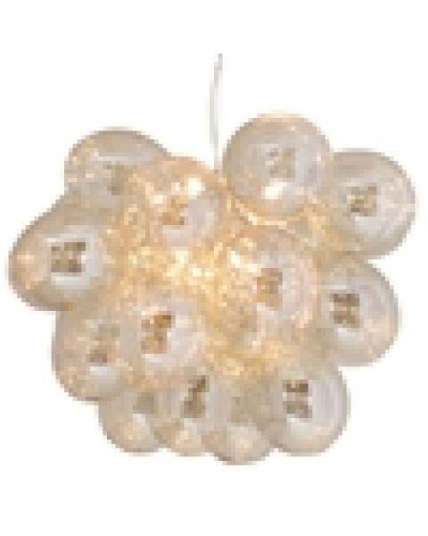 LED-Pendelleuchte Gross Grande 62 cm Amber