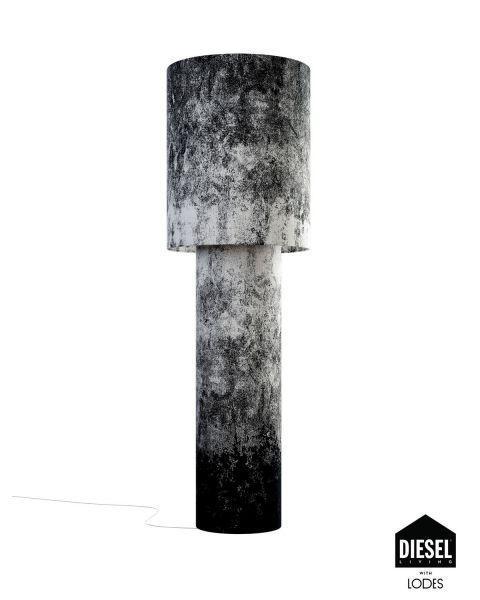 Stehleuchte PIPE schwarz 189cm