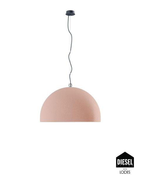 Pendelleuchte URBAN CONCRETE rosa 80cm
