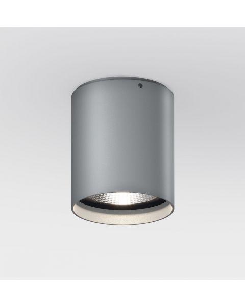 LED-Deckenspot UP R grau (rund)