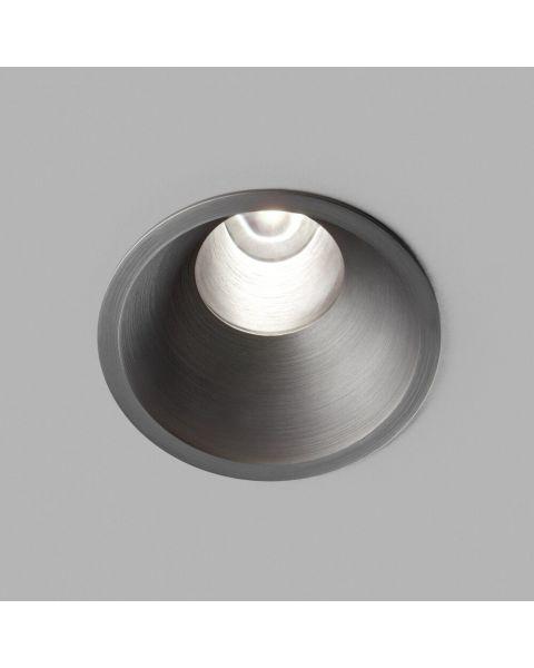 LED-Einbaustrahler CURVE II 11cm titan