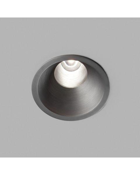 LED-Einbaustrahler CURVE II 9cm titan