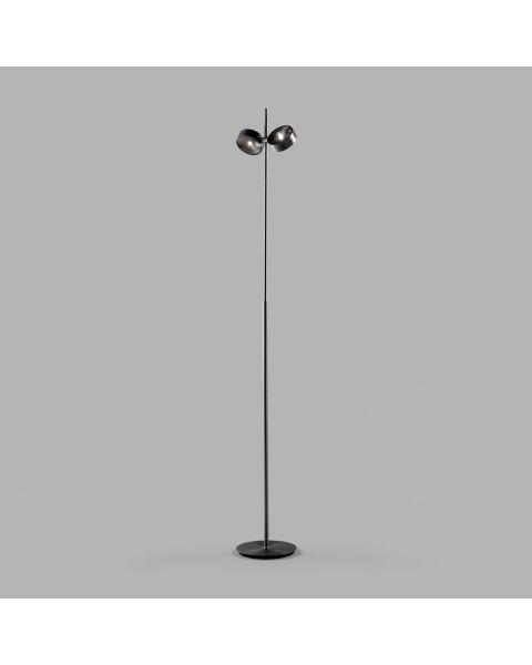 LED-Leseleuchte ORBIT carbonschwarz
