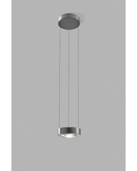 LED-Einzelpendelleuchte ORBIT titan