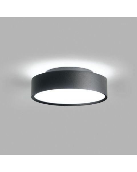 LED-Deckenleuchte SHADOW 15cm schwarz