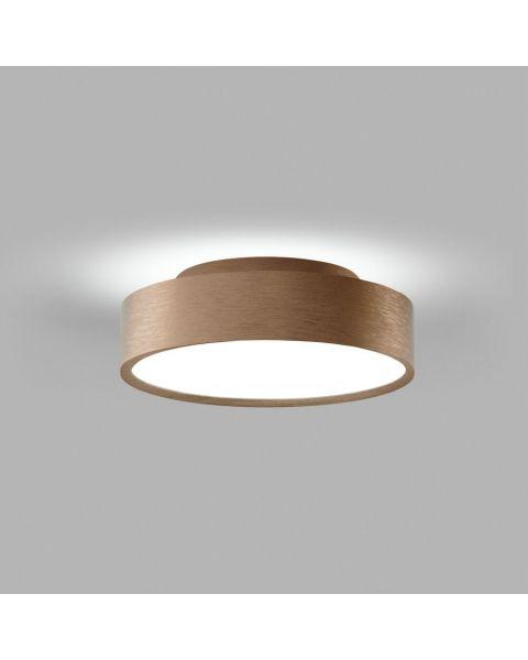 LED-Deckenleuchte SHADOW 15cm rosegold