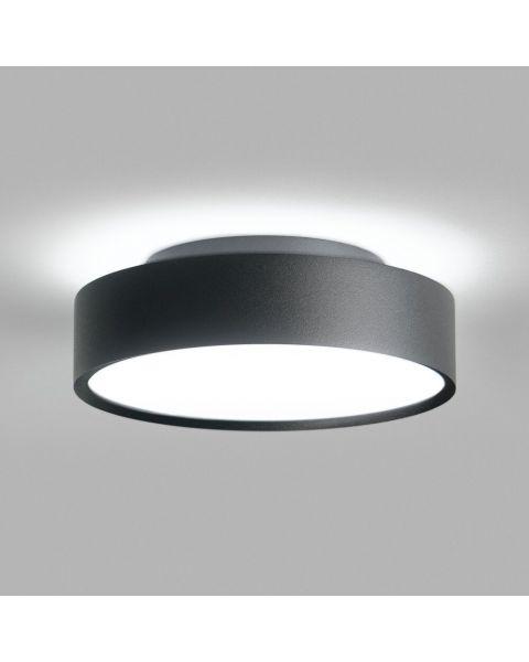 LED-Deckenleuchte SHADOW 21cm schwarz