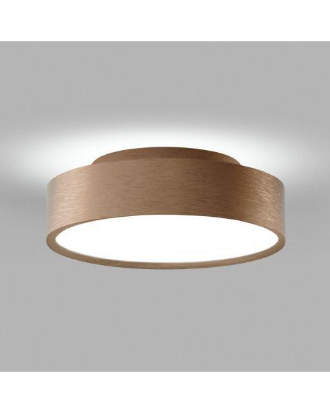 LED-Deckenleuchte SHADOW 21cm rosegold