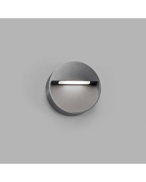 LED-Wandleuchte SIRIUS 10cm titan