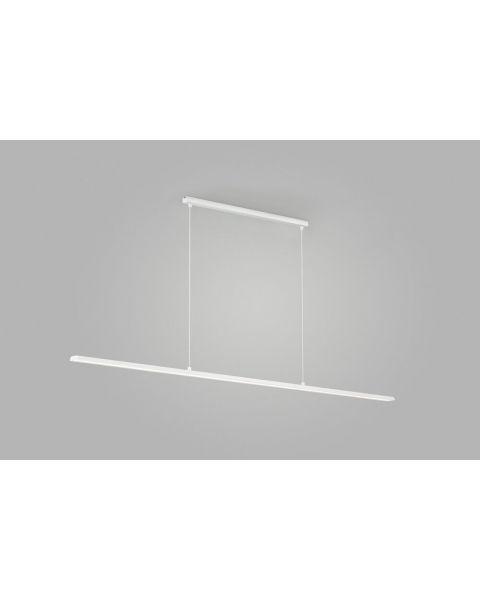 LED-Pendelleuchte SLIM 180cm weiß