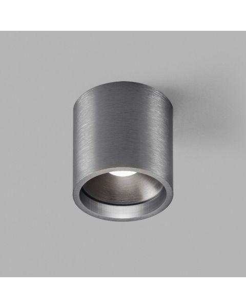 LED-Deckenspot SOLO ROUND 8cm titan 2700K