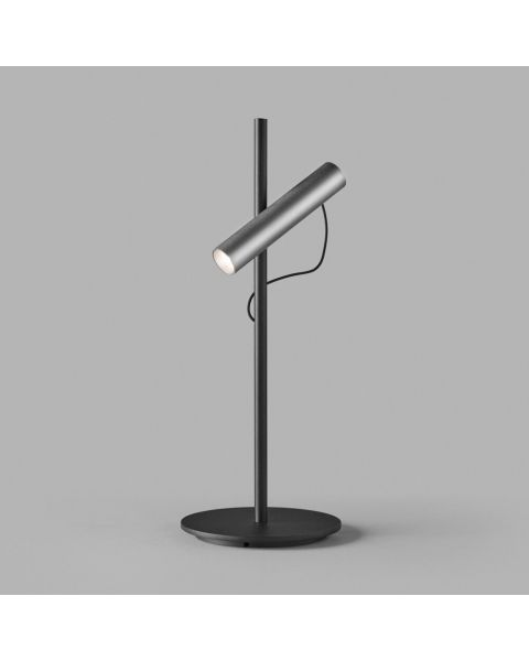LED-Tischleuchte SPIRIT schwarz/titan