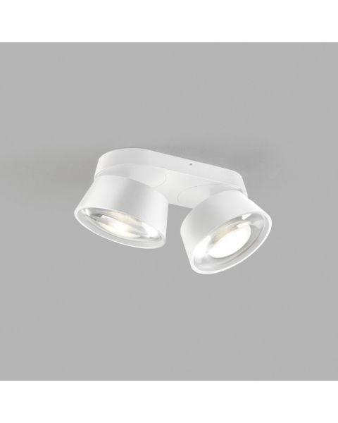 2er-LED-Spot VANTAGE 22x10cm weiß
