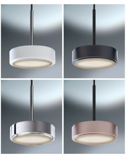 LED-Einzelpendel NUBIXX (ohne Baldachin)