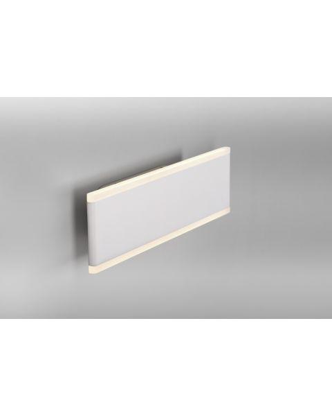 LED-Wandleuchte SLIM WS 30cm weiß