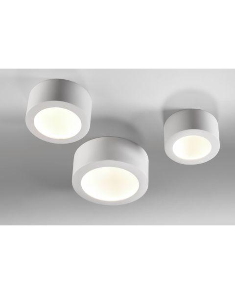 LED-Deckenleuchte BOWL weiß 15cm/17cm/23cm
