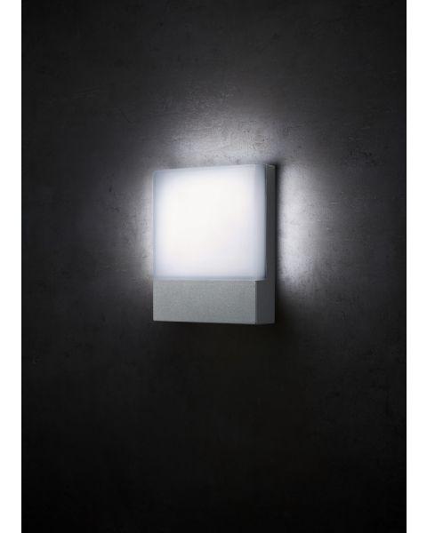 LED-Wandaußenleuchte PAD anthrazit