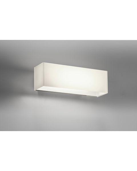 LED-Wandaußenleuchte VITREO anthrazit