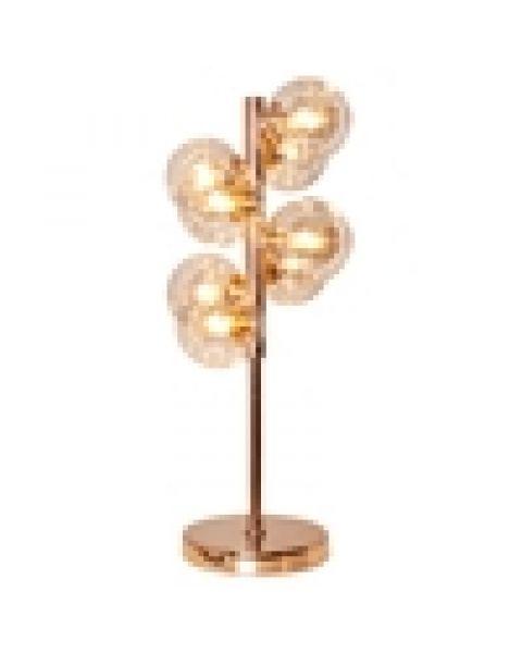 LED-Tischleuchte Splendor 55 cm Gold