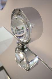 PUK FIX Halogen-Spiegelklemmleuchte Ø 8 cm