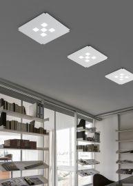 Braga CORNER LED-Deckenleuchte 2101/PL38C