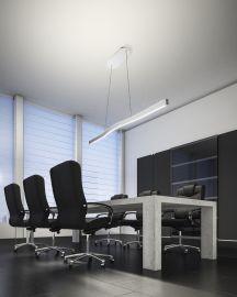 LED-Pendelleuchte LOOP 161cm