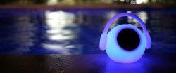 LED-Lautsprecherleuchte mit Bluetooth WAZOWSKY