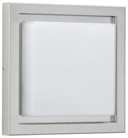 LED-Wand-/Deckenaußenleuchte Edelstahl