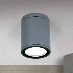 Hausmarke LED-Deckenaußenleuchte SPUTNIK AL 11-1199 anthrazit