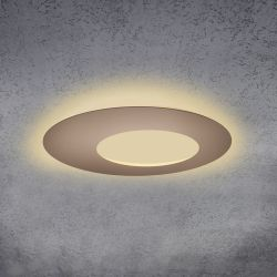 LED-Wand-/Deckenleuchte BLADE OPEN 59cm/79cm Taupe