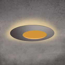 LED-Wand-/Deckenleuchte BLADE OPEN RGB 59cm/79cm anthrazit
