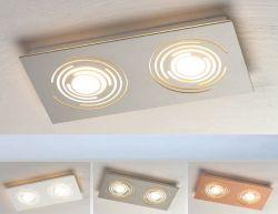 LED-Deckenleuchte GALAXY 25x15cm