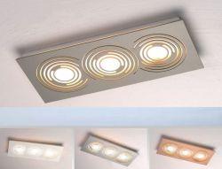 LED-Deckenleuchte GALAXY 35x15cm