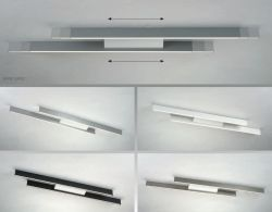 Bopp NANO PLUS LED-Deckenleuchte 118cm