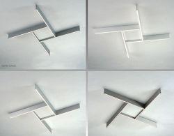 LED-Deckenleuchte NANO PLUS 67x67cm