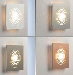 LED-Wand-/Deckenleuchte GALAXY 15x15cm