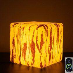 LED-Außenleuchte Sahara Würfel LED